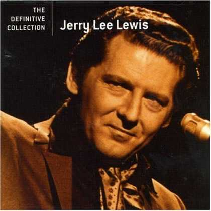 Bestselling Music (2006) - The Definitive Collection by Jerry Lee Lewis