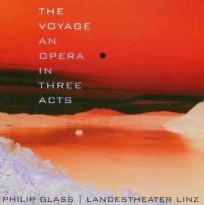 Bestselling Music (2006) - The Voyage: An Opera in Three Acts