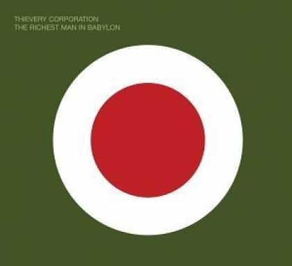 Bestselling Music (2006) - The Richest Man in Babylon by Thievery Corporation