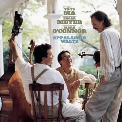 Bestselling Music (2006) - Appalachia Waltz / Ma, Meyer, O'Connor