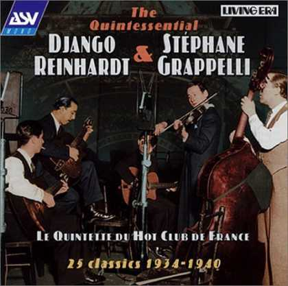 Bestselling Music (2006) - Quintette du Hot Club de France: 25 Classics 1934-1940 by Django Reinhardt & Ste