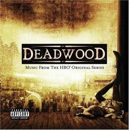 Bestselling Music (2006) - Deadwood: Music From HBO Original Series by Various Artists