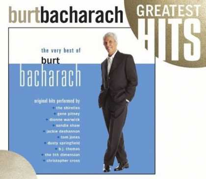 Bestselling Music (2006) - The Very Best of Burt Bacharach by Burt Bacharach