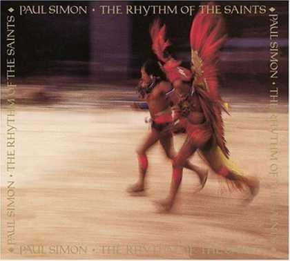 Bestselling Music (2006) - The Rhythm of the Saints by Paul Simon