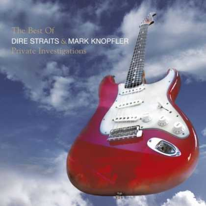 Bestselling Music (2006) - Private Investigations: The Best of Dire Straits & Mark Knopfler by Dire Straits