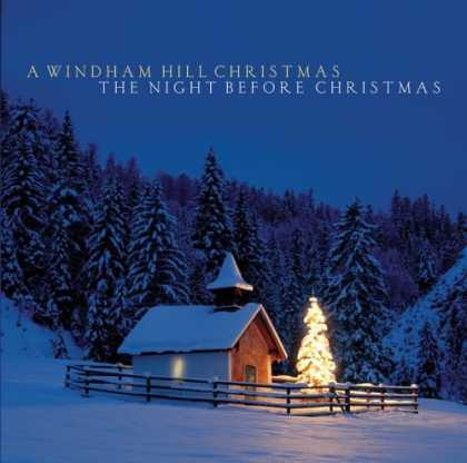 Bestselling Music (2006) - A Windham Hill Christmas: The Night Before Christmas by Various Artists
