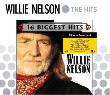 Bestselling Music (2006) - 16 Biggest Hits by Willie Nelson