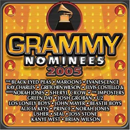 Bestselling Music (2006) - Grammy Nominees 2005 by Various Artists