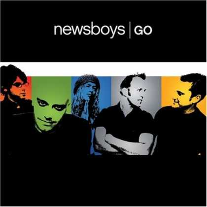 Bestselling Music (2006) - Go by Newsboys