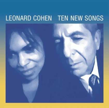 Bestselling Music (2006) - Ten New Songs by Leonard Cohen