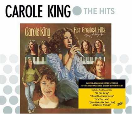 Bestselling Music (2006) - Carole King - Her Greatest Hits: Songs Of Long Ago by Carole King