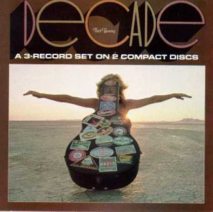 Bestselling Music (2006) - Decade by Neil Young