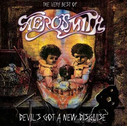 Bestselling Music (2006) - Devil's Got A New Disguise, The Very Best Of Aerosmith by Aerosmith