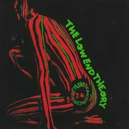 Bestselling Music (2006) - The Low End Theory by A Tribe Called Quest