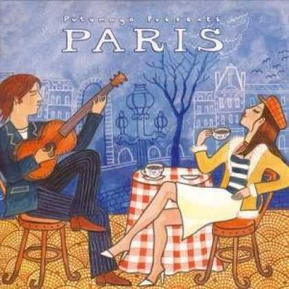 Bestselling Music (2006) - Putumayo Presents: Paris by Various Artists
