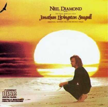 Bestselling Music (2006) - Jonathan Livingston Seagull: Original Motion Picture Soundtrack by Neil Diamond