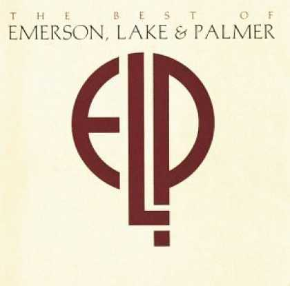 Bestselling Music (2006) - Best Of Emerson Lake And Palmer (Rhino) by Emerson Lake & Palmer