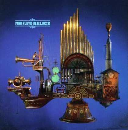 Bestselling Music (2006) - Relics by Pink Floyd