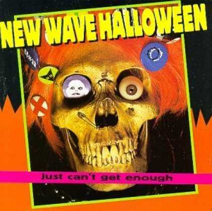 Bestselling Music (2006) - Just Can't Get Enough: New Wave Halloween by Various Artists - Alternative