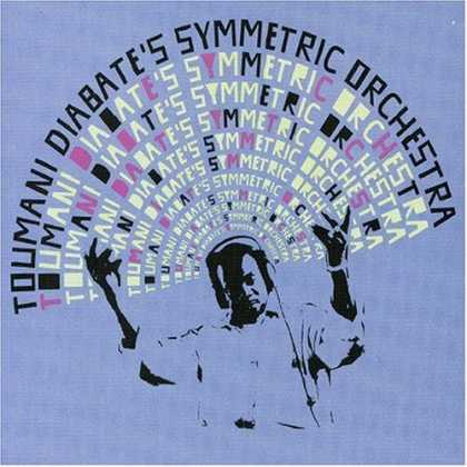 Bestselling Music (2006) - Boulevard de l'Independance by Toumani Diabate Symmetric Orchestra