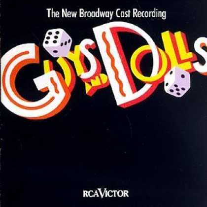 Bestselling Music (2006) - Guys and Dolls (1992 Broadway Revival Cast) by Frank Loesser