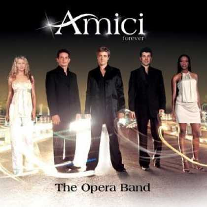 Bestselling Music (2006) - The Opera Band by Amici Forever