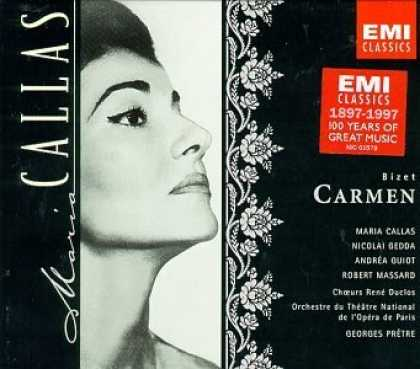 Bestselling Music (2006) - Bizet: Carmen (complete opera) with Maria Callas, Nicolai Gedda, Georges Pretre,