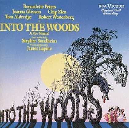 Bestselling Music (2006) - Into the Woods (1987 Original Broadway Cast) by Stephen Sondheim