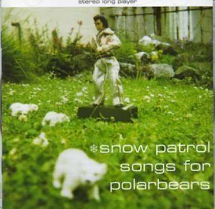 Bestselling Music (2006) - Songs for Polar Bears by Snow Patrol