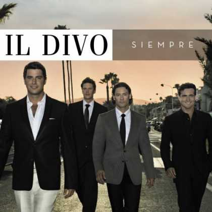 Bestselling Music (2006) - Siempre by Il Divo
