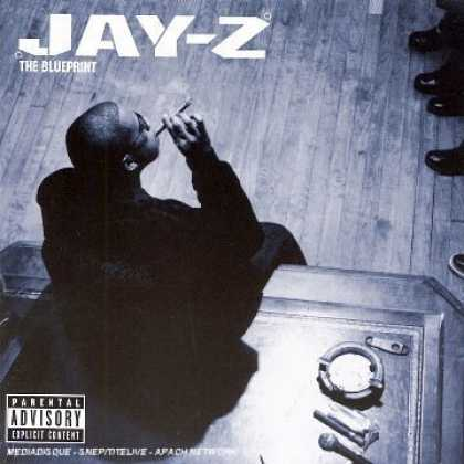 Bestselling Music (2006) - The Blueprint by Jay-Z