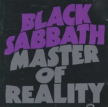 Bestselling Music (2006) - Master of Reality by Black Sabbath