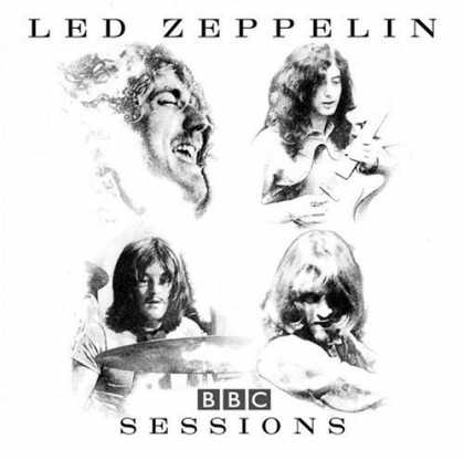 Bestselling Music (2006) - BBC Sessions by Led Zeppelin