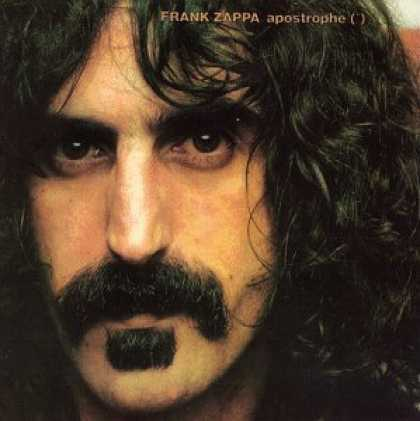 Bestselling Music (2006) - Apostrophe (') by Frank Zappa
