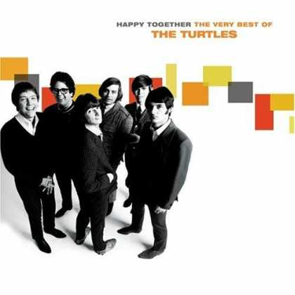 Bestselling Music (2006) - Happy Together: The Very Best of The Turtles by The Turtles