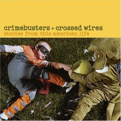 Bestselling Music (2006) - Crimebusters & Crossed Wires: Stories from This American Life by Various Artists