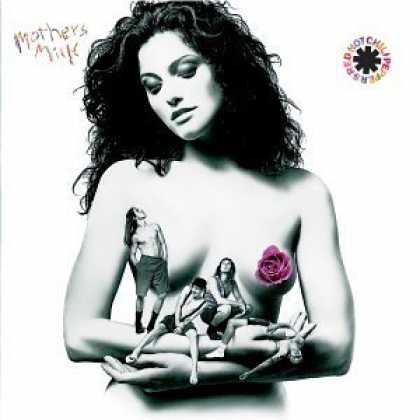 Bestselling Music (2006) - Mother's Milk by Red Hot Chili Peppers
