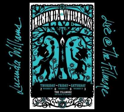 Bestselling Music (2006) - Live @ The Fillmore by Lucinda Williams