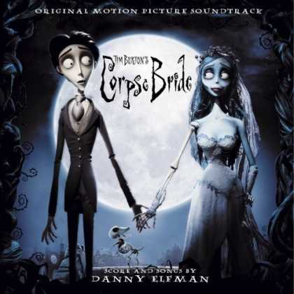 Bestselling Music (2006) - The Corpse Bride by Danny Elfman