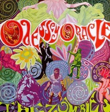 Bestselling Music (2006) - Odessey and Oracle by The Zombies