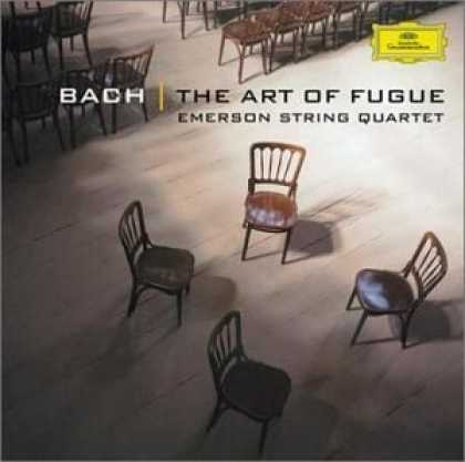 Bestselling Music (2006) - Bach: The Art of Fugue by Emerson String Quartet