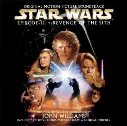 Bestselling Music (2006) - Star Wars Episode III: Revenge of the Sith - Original Motion Picture Soundtrack