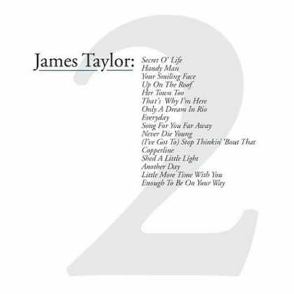 Bestselling Music (2006) - James Taylor - Greatest Hits, Vol. 2 by James Taylor