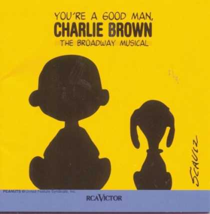 Bestselling Music (2006) - You're a Good Man, Charlie Brown (1999 Broadway Revival Cast) by Clark Gesner