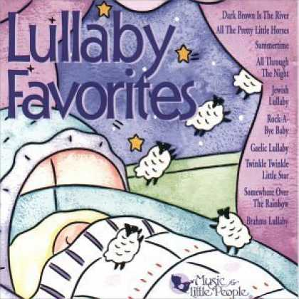 Bestselling Music (2006) - Lullaby Favorites: Music for Little People by Tina Malia