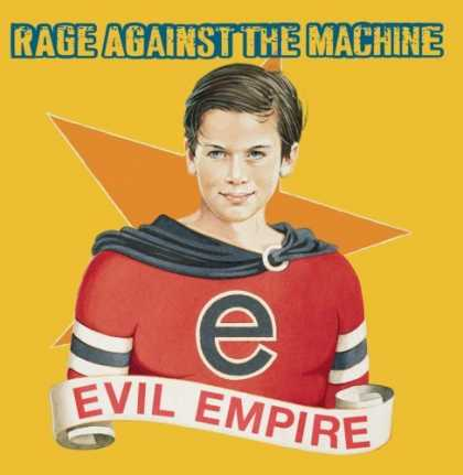 Bestselling Music (2006) - Evil Empire by Rage Against the Machine