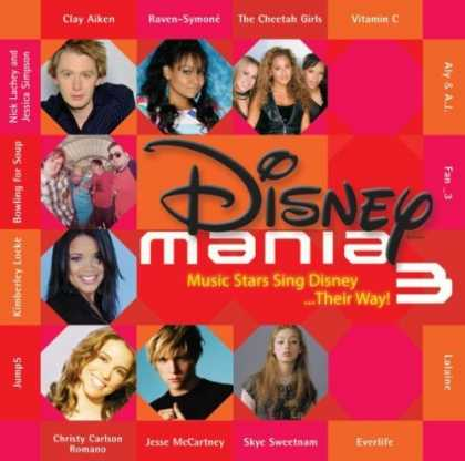 Bestselling Music (2006) - Disneymania, Vol. 3 by Disney