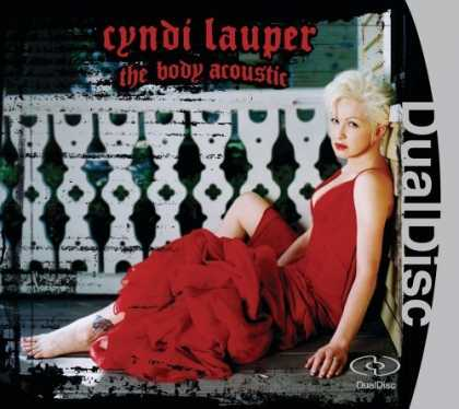Bestselling Music (2006) - The Body Acoustic by Cyndi Lauper