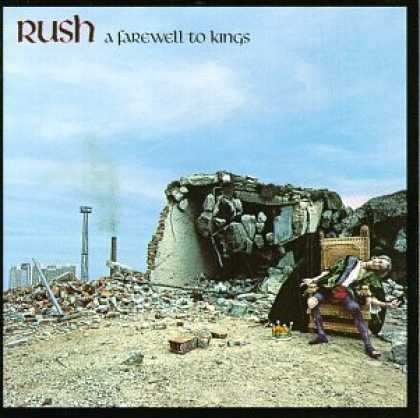 Bestselling Music (2006) - A Farewell to Kings by Rush