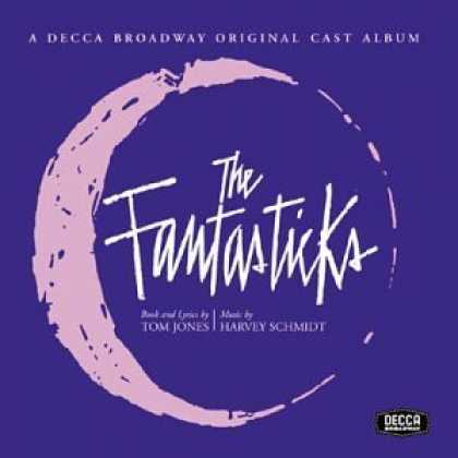Bestselling Music (2006) - The Fantasticks (Original 1960 Off-Off Broadway Cast) by Harvey Schmidt